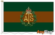 - AUXILIARY TERRITORIAL SERVICE ANYFLAG RANGE - VARIOUS SIZES
